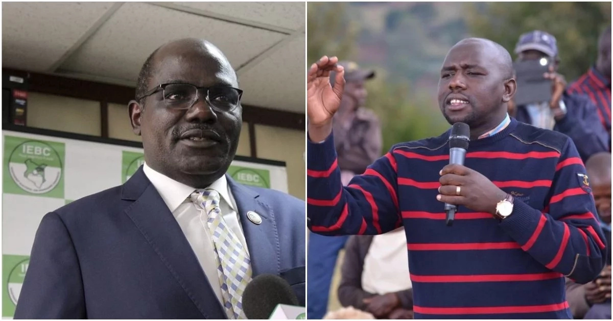 Chebukati, 2 remaining IEBC commissioners should resign or ...