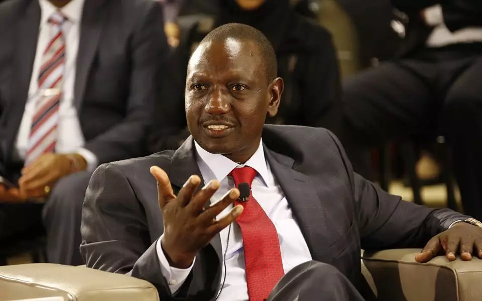 Controversy surrounds William Ruto's health amid claims he is hospitalised