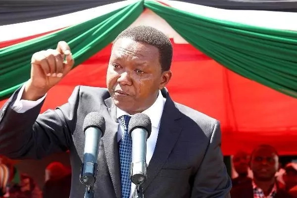 Machakos governor dismisses fake news claiming he almost killed himself