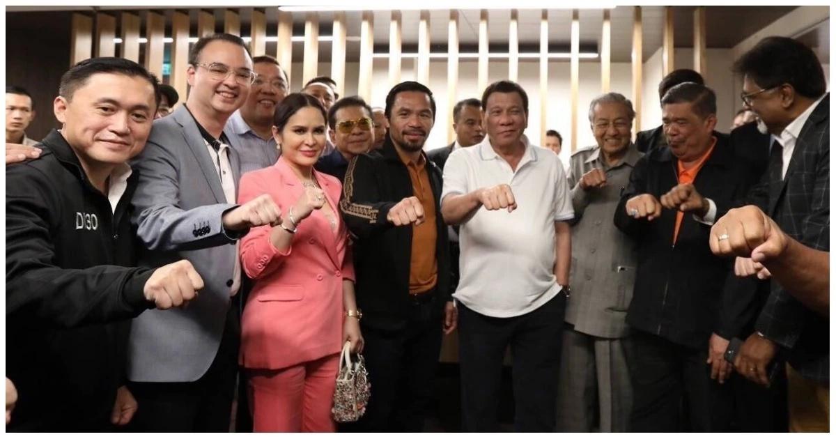 Pilipinas Current and Past Politics, Reaction at iba pa