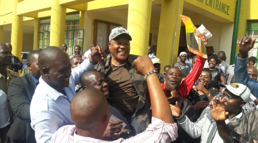 Image result for Suspected Gor mahia fans injure three, damage Kisumu hotel