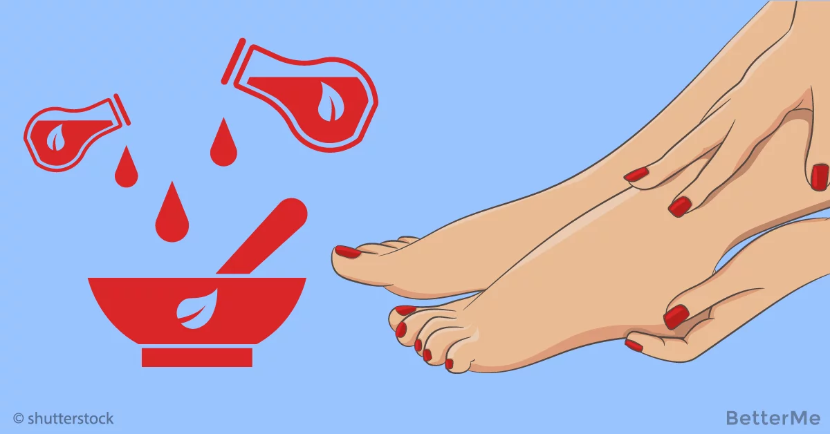 how to get rid of dry heels