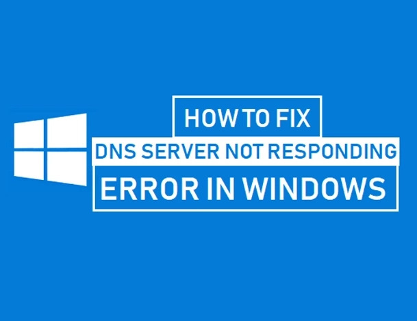 how to fix primary dns server not responding