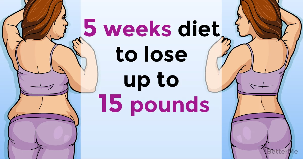 how to lose 15 pounds in 3 weeks diet plan