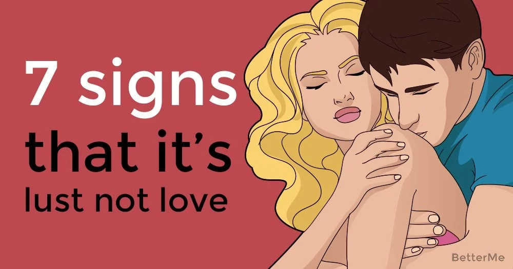 """lust not love dating Lust-love vs pure-love god  """"dating"""" in the world today and its behaviors is """"lust"""" not """"love"""" yes ."""