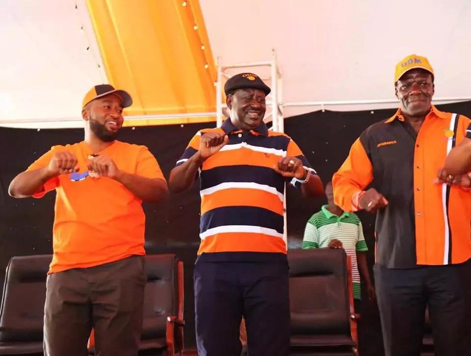 Image result for Orange Democratic Movement (ODM) deputy leader Wycliffe Oparanya
