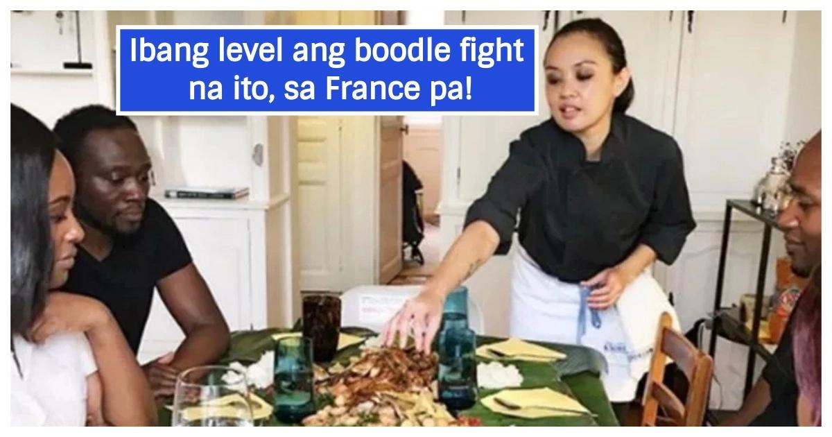 Jim Paredes Tutulungan Ng Pnp: Kamayan Talaga! Pinay Chef, Proud Na Naghanda Ng Isang