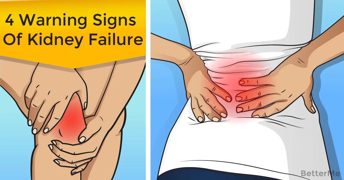 8661 Women Ignore 4 Warning Signs Kidney Failure